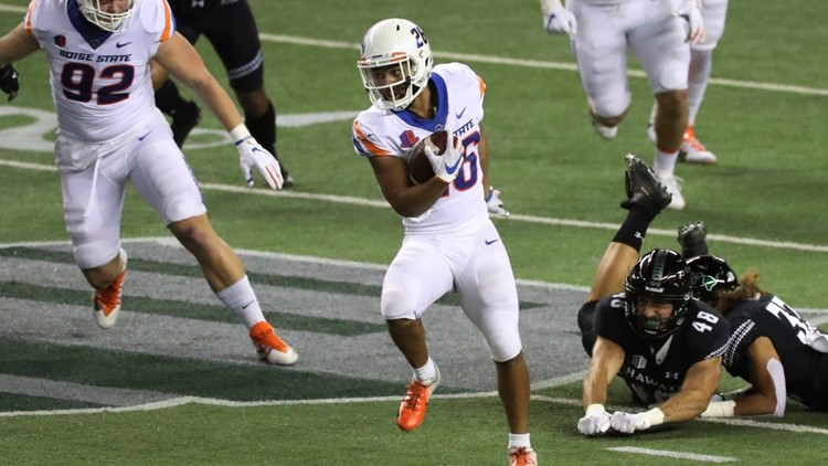 Boise State football: 'Williams in the 7th' gains traction