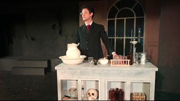 """Where's Larry? Stagecoach Theatre, """"Jekyll and Hyde, the Musical"""""""