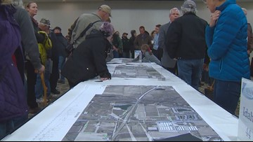 Public gets opportunity to check out Highway 16 expansion project