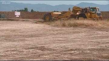 Ground broken on new office building near I-84 in Meridian