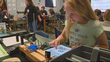 Innovative Educators: STARBASE gives kids a 'hands-on' STEM lesson