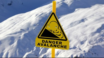 Avalanche severely damages home near Ketchum