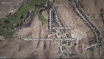 Boise Planning and Zoning Commission denies foothills development