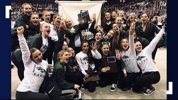 2019 Idaho high school cheer & dance championships