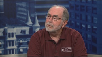 Viewpoint: Meridian Food Bank founder and Executive Director Dan Clark talks about retirement