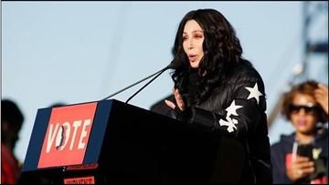 Singer, actress Cher endorses Idaho lawmaker for governor