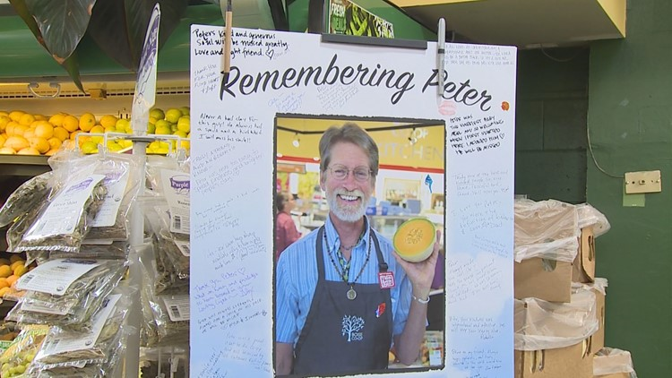 Boise Co-op remembers employee killed in Highway 21 crash: 'There's not really an employee or customer that has not been touched by Peter'