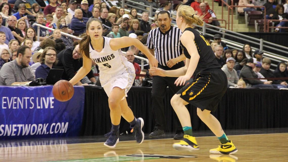 2019 Idaho high school girls state basketball tournament ...