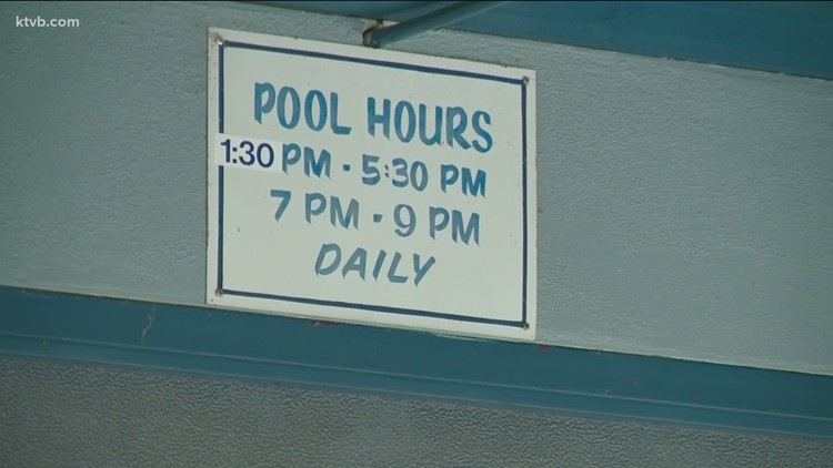 Two Boise city pools to remain closed this summer due to unsafe conditions