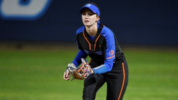 Boise State softball wins first-ever NCAA tournament game in 9-1 win over Stanford