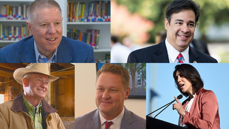 With the May 15 primary election quickly approaching, we sat down with each candidate to find out what they stand for, and what their vision is for the future of Idaho.