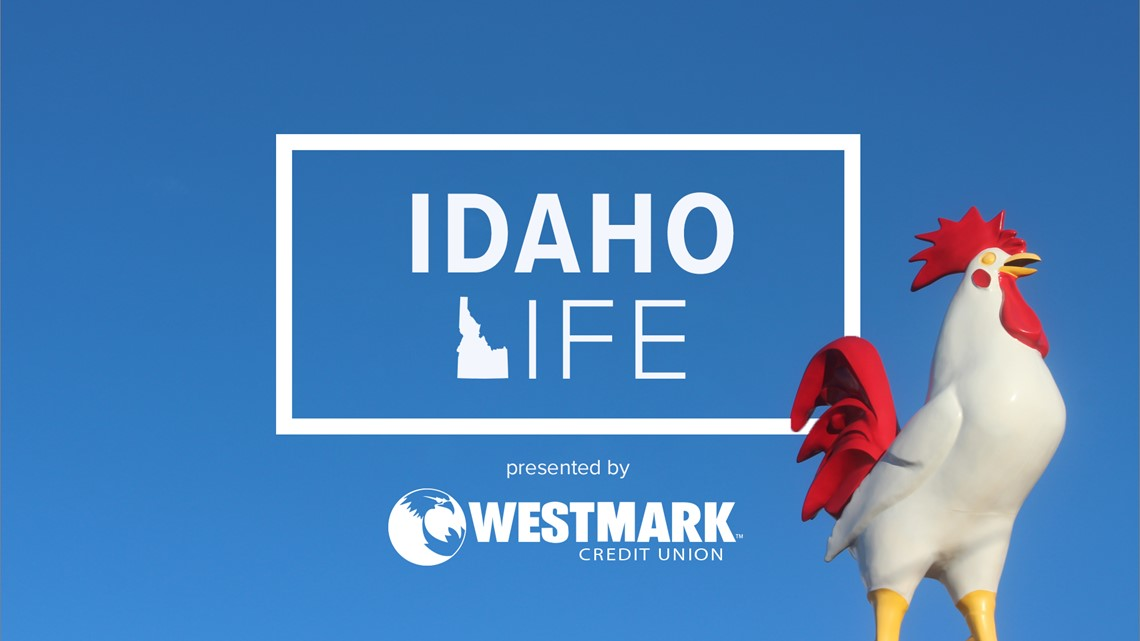 Become a part of the Idaho Life collection