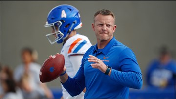 Live at 1 p.m. Monday: Boise State coach Bryan Harsin's last press conference before the season opener