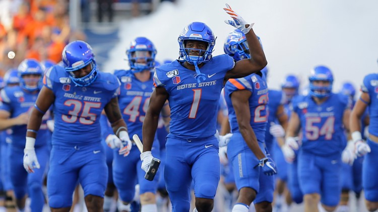 Boise State reveals 2021 football schedule