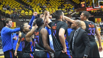 Boise State basketball: Wyoming provides the perfect tonic