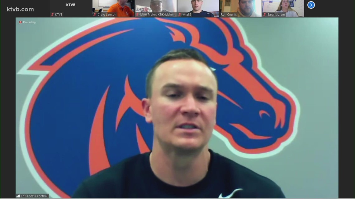 Boise State DC on Broncos' next against Utah State and their loss vs. Oklahoma State