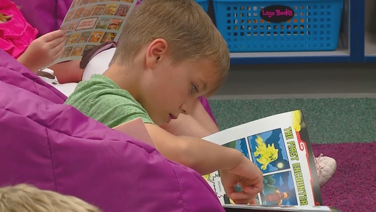 Idaho students made no significant improvements in math and reading scores on the latest Nation's Report Card.