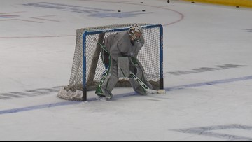 Idaho Steelheads' goalie dilemma heading into Kelly Cup playoffs