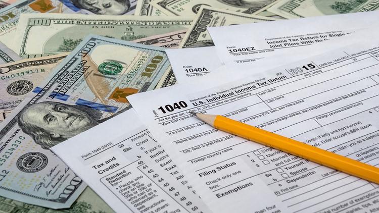 Tax rebates going out to Idaho taxpayers next week