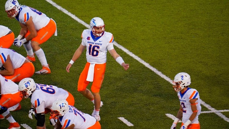 Boise State football: First look at the 'offensive install'
