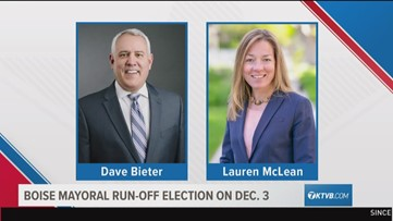 Preparing for the Boise mayoral run-off / Meridian Mayor-Elect Simison discusses his priorities