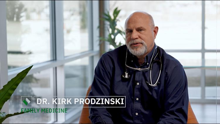 Medical Minute: Meet Dr. Prodzinski with Saltzer Health