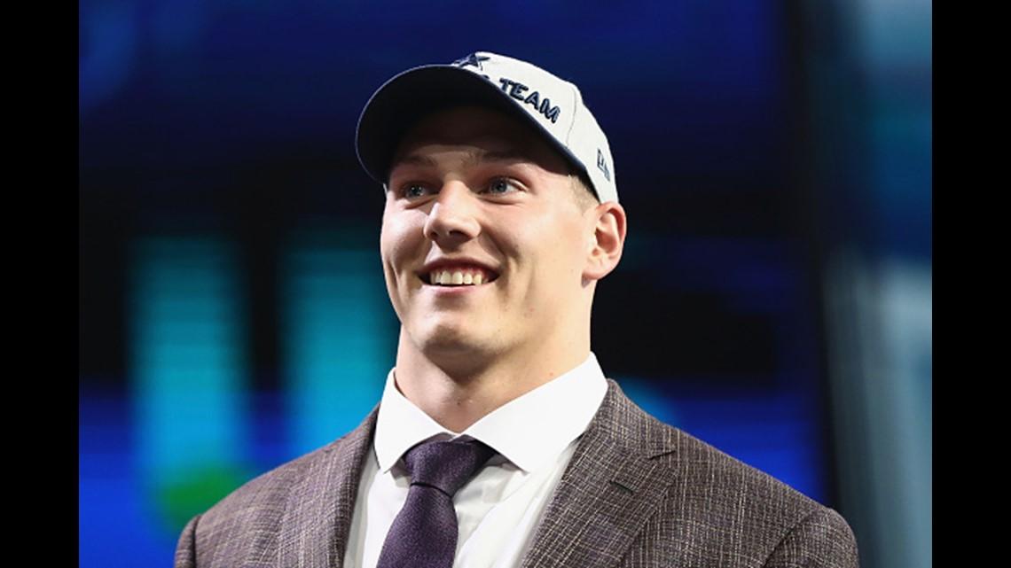 Leighton Vander Esch drafted by Dallas Cowboys  fcf99bcec