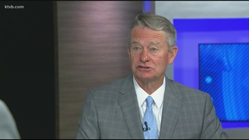 Gov. Little remains cautious about the state budget