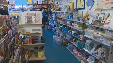 Keepin' It Local: Crafters can find the best deals at the Reuse Market