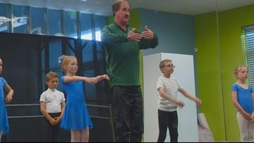 Do My Job: Larry becomes a ballet teacher