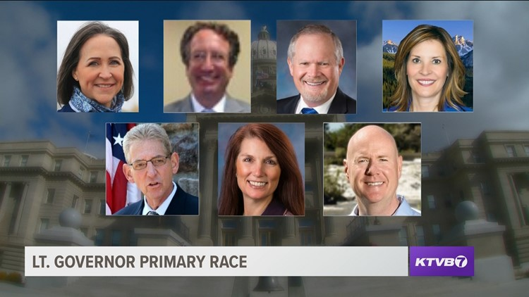 To learn more about the candidates in the primary race for lieutenant governor, KTVB asked each candidate to respond to the same question.
