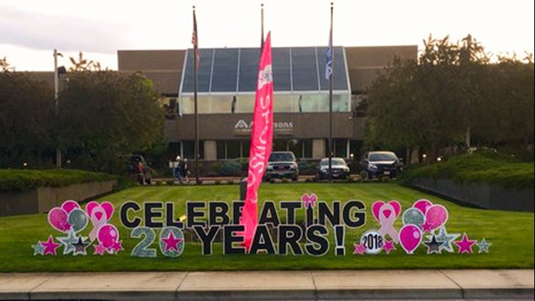 LIVE BLOG: 20th annual Race for the Cure