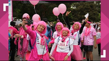 Race for the Cure registration just $20 now through February 20