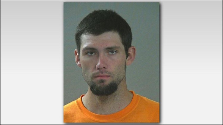 Matthew Thomas Jaggi was arrested in Canyon County Saturday.