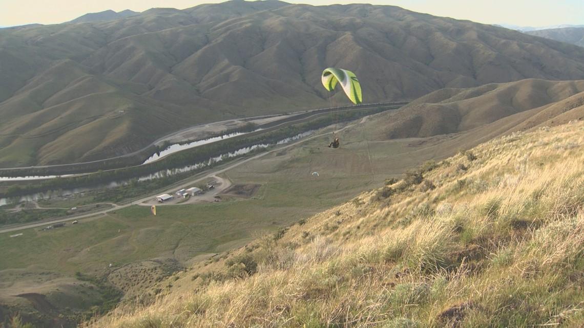 Exploring Idaho: Horseshoe Bend Flight Park