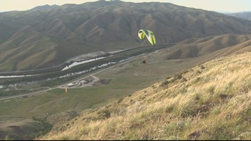 Exploring Idaho: Horseshoe Bend Flight Park