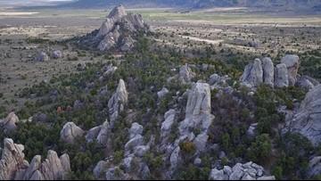 Exploring Idaho: City of Rocks