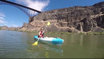 Exploring Idaho: Paddling down the Snake River