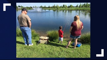 Idaho Free Fishing Day is on June 8