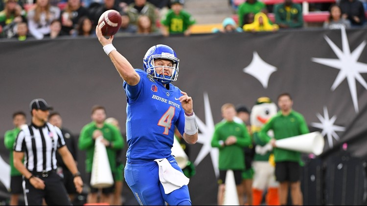 Boise State is 3-0 against Oregon, with its most recent victory at the 2017 Las Vegas Bowl. The Broncos prevailed with a 38-28 thriller.