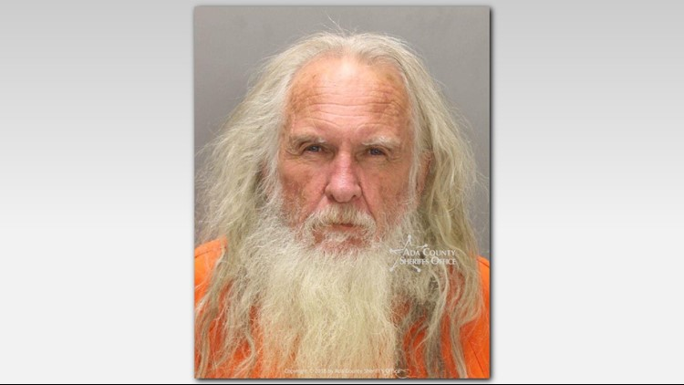 Donald Jackson is charged with felony aircraft hijacking and possession of drug paraphernalia.
