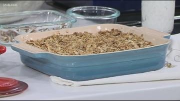 KTVB Kitchen: Berry Cobbler Breakfast Bake