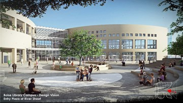 Thousands of signatures filed on proposed Boise stadium, library; mayor still 'optimistic' about projects