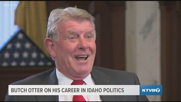 Governor Butch Otter on his career in Idaho politics
