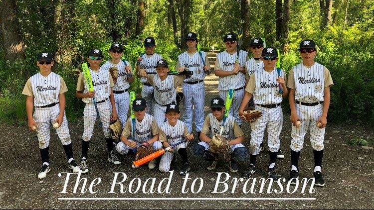 Meridian youth baseball team headed to Cal Ripken World Series