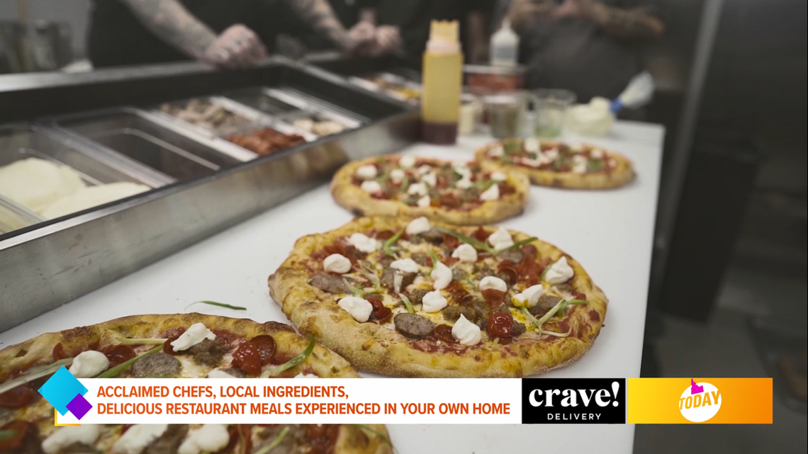 Idaho Today: Celebrate Graduation with Crave Delivery