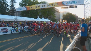 Twilight Criterium coming July 13 to Downtown Boise