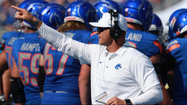 Now that most of college football's preseason magazines are on the stands, the issue facing Boise State is ignoring the outside noise.  This is the most preseason hype to come the Broncos' way since before the 2011 season, Kellen Moore's senior year.