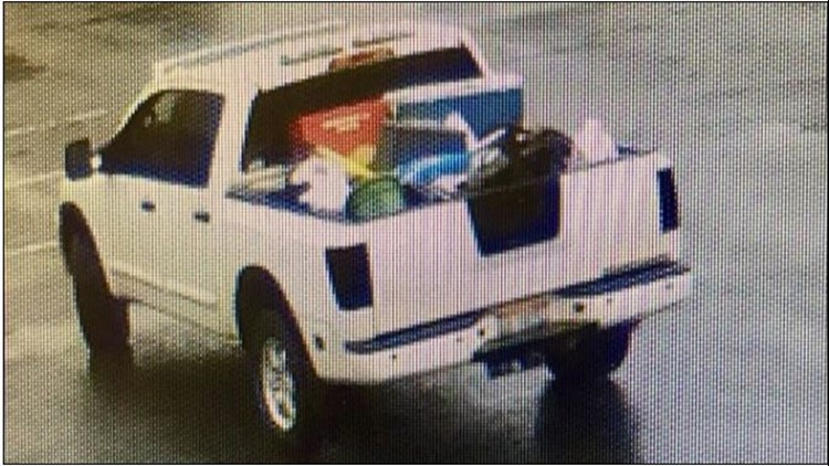 Deputies are asking for the public's help tracking down the thieves who made off with thousands of dollars worth of landscaping equipment and tools last month.