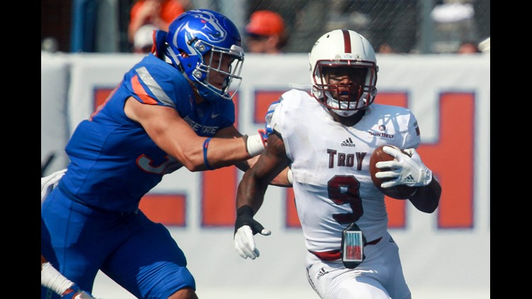 We are 50 days away from Boise State's opener at Troy.  So, as the Broncos try to ignore that outside noise, what are the other things they have to deal with going into fall camp?